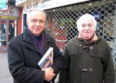 Jacques J-P Martin et Yves Dellmann