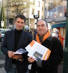 Laurent Bodin et Laurent Dupuis, Modem