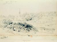 Dessin de Charles Ransonnette (1793-1877)