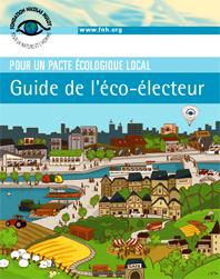 Le guide de l'eco electeur de Nicolas Hulot