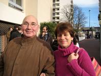 Jean-Claude Bedouillat et Sylvie Perrault ©nogent-muncipales.com 2008