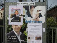 Un panneau d'affichage Libre ©nogent-municipales.com 2008
