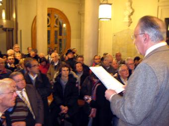Annonce des résultats de second tour © Nogent-Municipales 2008