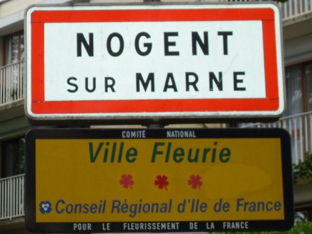 Nogent Sur Marne, ville fleurie