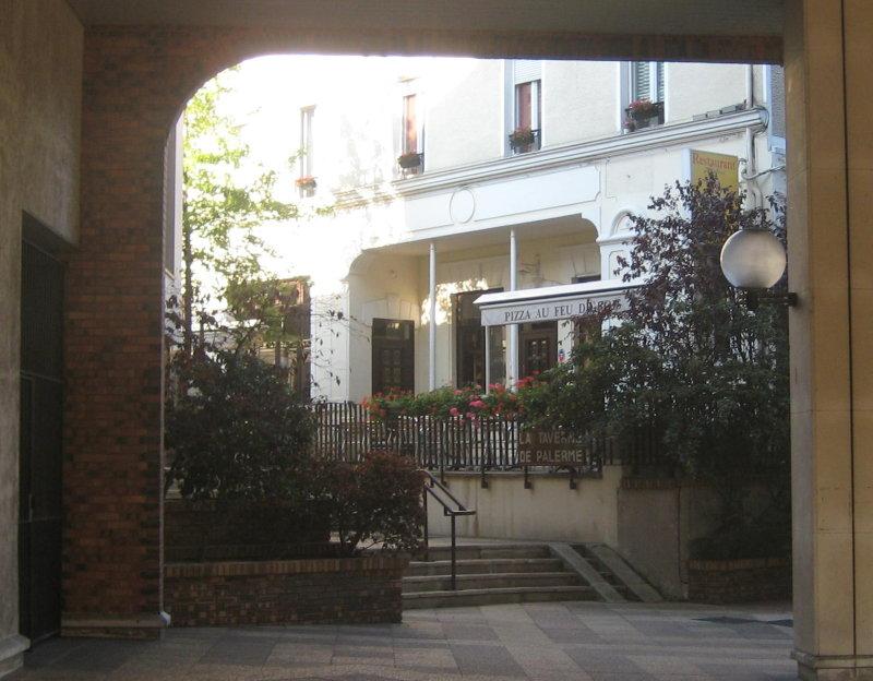 La Taverne de Palerme à Nogent Sur Marne : restaurant italien