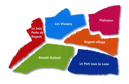 Conseils de quartier à Nogent sur Marne