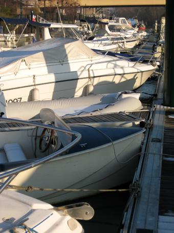 Port de plaisance de Nogent sur Marne Nogent Citoyen 2008