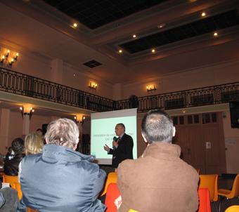 Conseil de quartier des Viselets Jeudi 11 décembre 2008