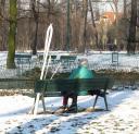 Bois de Vincennes Neige 2 Nogent Citoyen 2009