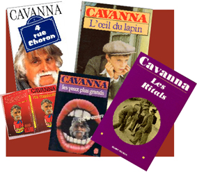 Cavanna livres