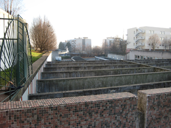 Gare de bus RER de Nogent sur Marne
