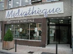 Médiathèque du Perreux sur Marne