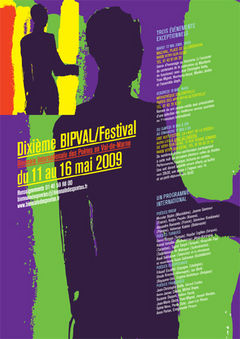Biennale des poètes en Val de Marne 2009