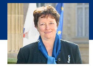 Brigitte Fouré, Nouveau Centre