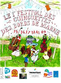 Festival des guinguettes 2009