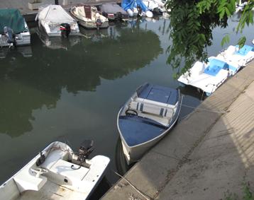 Location de bateaux à Nogent sur Marne