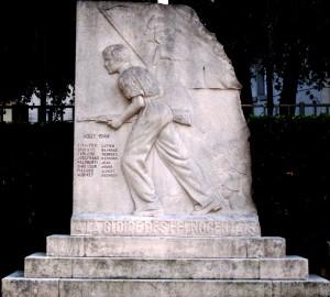Monument aux morts FFI Nogent sur Marne