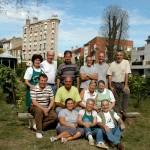 Confrérie du Petit Vin Blanc Vendanges 2009