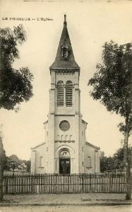 Eglise Saint Jean Baptiste du Perreux sur Marne
