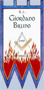 Emblème Loge Giordano Bruno