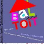 Bal pour un toit SNL Dimanche 11 octobre 2009 Fontenay sous Bois