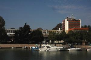 Port de plaisance, Nogentel et centre nautique