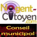 Logo podcast Conseils Municipaux Nogent Citoyen