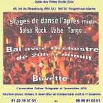 Grand Bal du 19 décembre à Nogent sur Marne