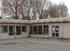 Le centre de vaccination contre la grippe A dans l'Espace Marie Curie