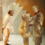 Le Roi Nu Mise en scène Philippe Awat Scène Watteau Nogent sur Marne