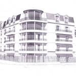 Projet Windsor Boulevard Galliéni Nogent sur Marne