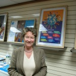 Unicef Nogent sur Marne Edith Heslouin