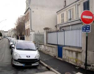 Stationnement Rue de Saint Quentin Nogent sur Marne2